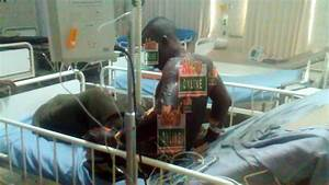 Exclusive photos: Victims of Atomic junction gas explosion ...