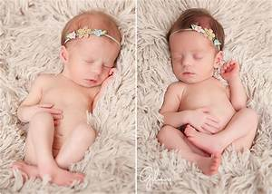 Twins! Baby Girl newborn session - Newport Beach Newborn ...