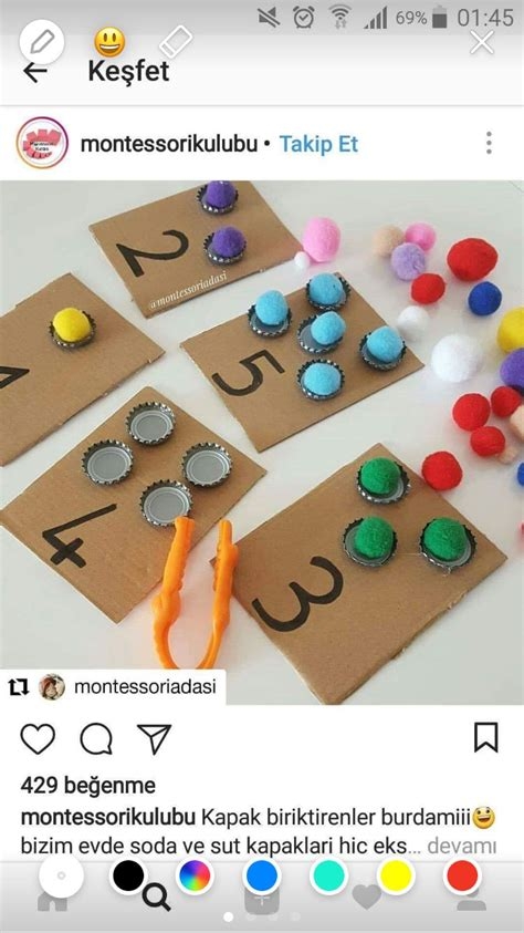 why is preschool so expensive number recognition and counting diy math 837