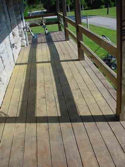 ugly truth  staining   deck diy mother