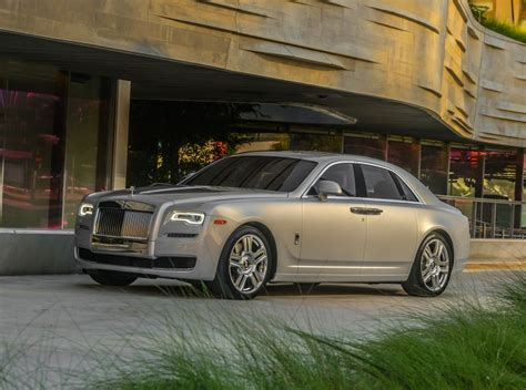 Rolls Royce Car : 2015 Rolls-royce Ghost Series Ii First Drive