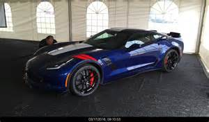 2017 Corvette Chevrolet Corvette C7 Stingray 2017 - 2018