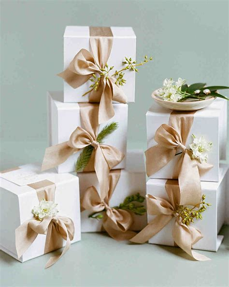 festive fall wedding favor ideas martha stewart weddings