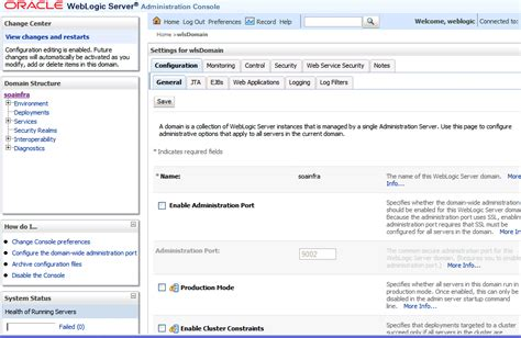 getting started with administering oracle soa suite and