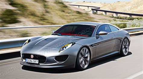 Jaguar's Next Five Cars In Five Years (2014) Car Scoop