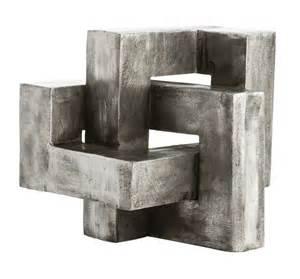 antique kitchen furniture antiqued aluminum geometric sculpture mecox gardens
