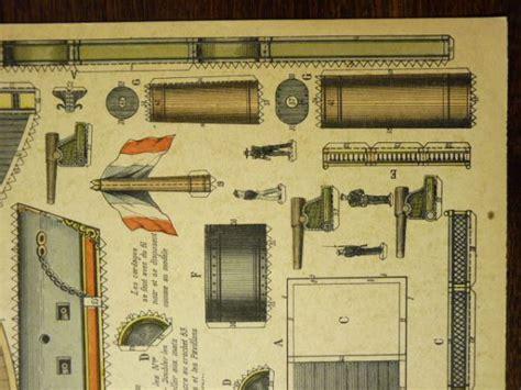chambre à coucher originale grandes constructions le marengo vaisseau cuirassé