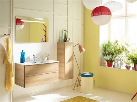 les 25 meilleures id 233 es concernant salles de bains jaunes sur d 233 cor de salle de bain