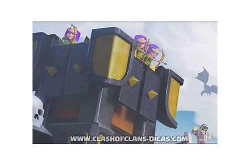 mais recente atualização clash of clans baixar nova