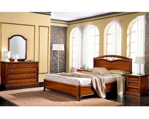 traditional style bedroom set classic   italy