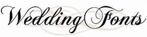 18 Free Download Wedding Fonts Images - Free Wedding Fonts ...