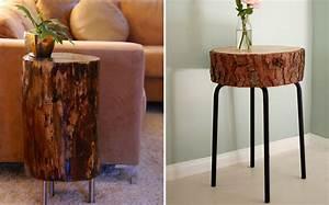 Buche De Bois Compressé Pas Cher : d corer sa maison en utilisant des b ches joli joli design ~ Dallasstarsshop.com Idées de Décoration