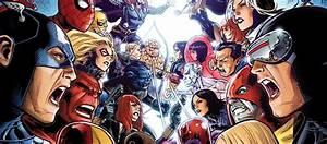 10, Strongest, Superhero, Teams, From, Marvel, Comics