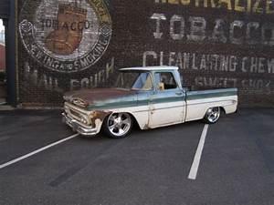 1961 Chevrolet Apache 10 C10 Bagged Patina Short Bed Hot Rat Rod Shop Truck Rare