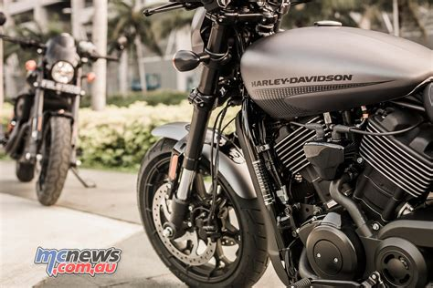 Harley Street Rod 750 Tested