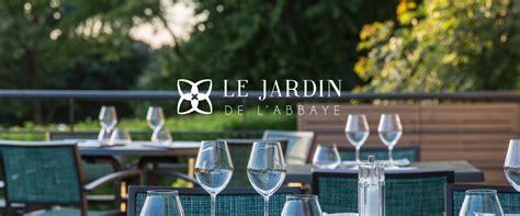 Restaurant Le Jardin De L'abbaye  Hotel Restaurant Stmalo