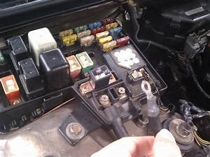 1990 Accord Battery Fuse Problem