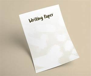 handmade letter writing paper sets