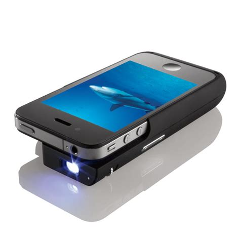 mini projector for iphone iphone pocket projector enpundit