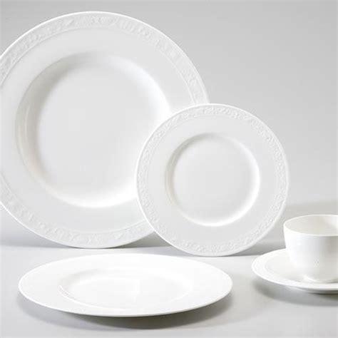 Villeroy Und Boch White Pearl Geschirr Aus Porzellan
