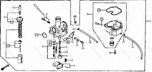 28 Honda Atc 200 Carb Diagram