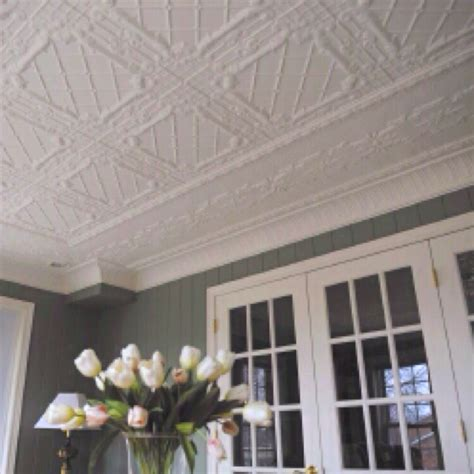 Pressed Tin Ceiling by Best 25 Tin Ceiling Kitchen Ideas On Tin