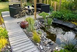 Gestaltung Kleiner Steingarten : 100 unglaubliche bilder moderner steingarten ~ Markanthonyermac.com Haus und Dekorationen