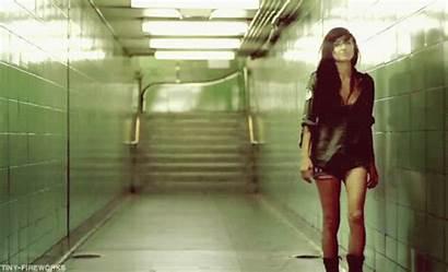Teen Valerie Poxleitner Hallway Walking Gifs Wolf