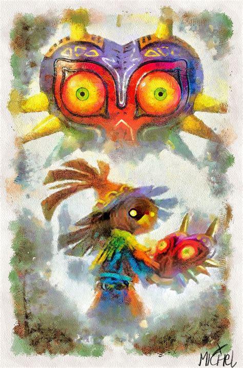 17 Best Images About Legend Of Zelda Majoras Mask On