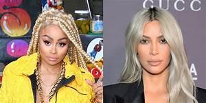 Blac Chyna Reacts to Kim Kardashian's Baby News   Blac ...