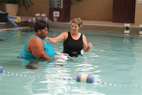 st dominic aquatic therapy