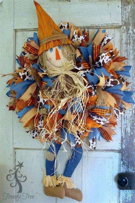 fun fall scarecrow craft ideas   easy
