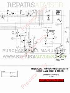 Bobcat Compact Excavator E32 Service Manual Pdf Download
