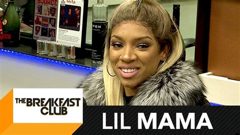 Lil Mama Memes - lil mama returns to the breakfast club talks charlamagne making her cry memes using her