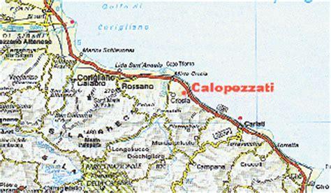 Ufficio Di Collocamento Cosenza - dati generali comune di calopezzati provincia di cosenza