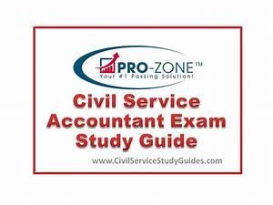 Civil Service Accountant Exam Study Guide