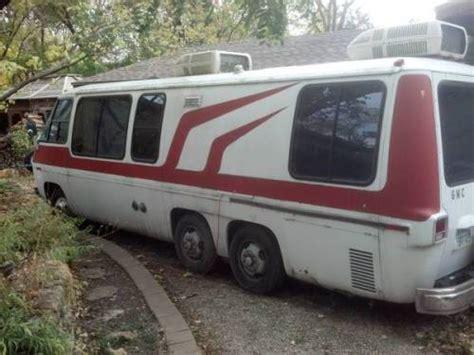 gmc motorhome  sale  owner  topeka kansas