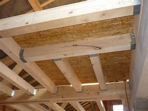 Faire Un Plancher Bois : le plancher bois 3 la maison de philou et math ~ Dailycaller-alerts.com Idées de Décoration
