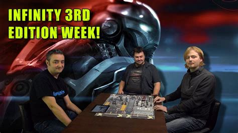 Infinity 3rd Edition Week What's Coming In 3rd Edition