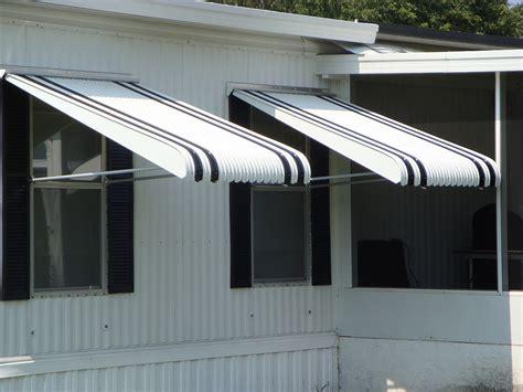 metal window awnings haggetts aluminum