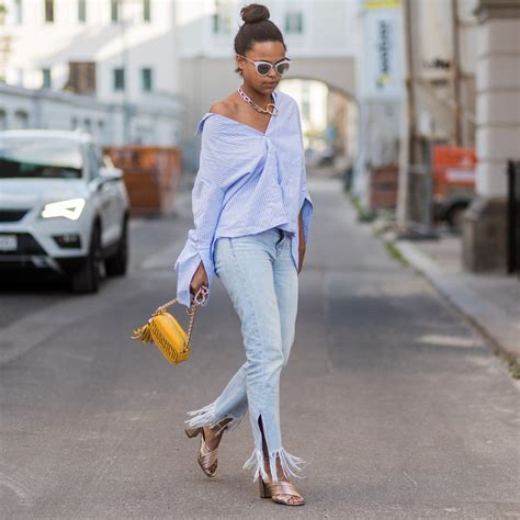 Jeans Outfit Ideas | POPSUGAR Fashion Australia