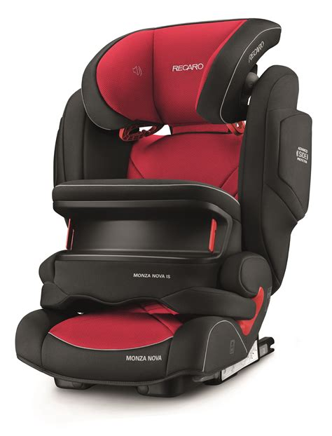sieges enfants siège enfant monza is seatfix par recaro 2018 racing