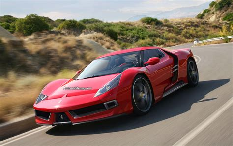 Enzo Horsepower by Dive 2014 Enzo Successor Automobile Magazine