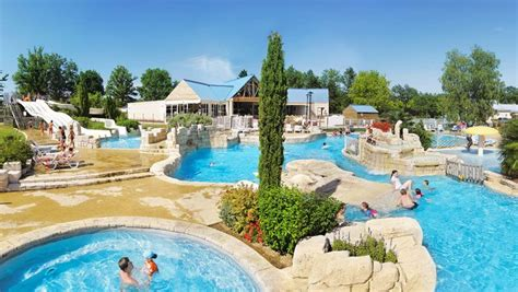 Le Parc de Fierbois Campsite | Camping in the Loire ...