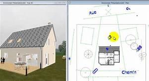 plan de masse de maison beautiful plan de masse projet With faire un plan maison 11 projets nos maisons