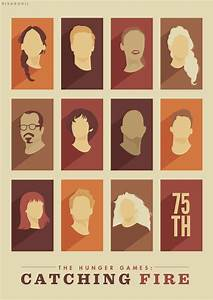 The 75th Hunger Games Tributes - #CelebrateYourVictors ...
