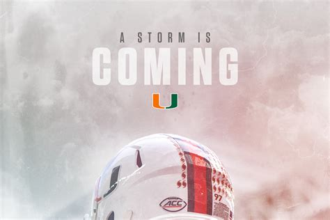 storm  coming miami hurricanes  florida gators