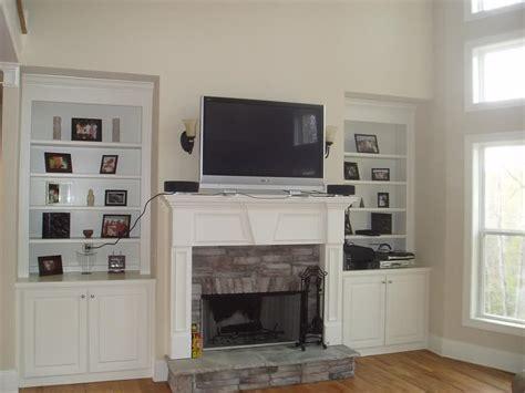 Tv Over Fireplace Ideas Wallpaper Tv Over Fireplace