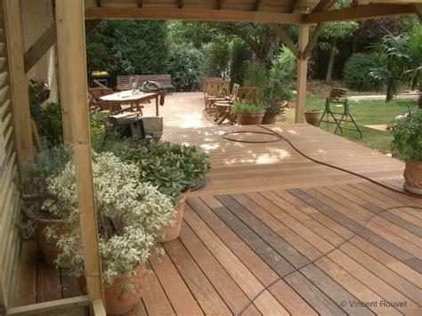 comment amenager une terrasse en bois conseils de maisons am 233 nager sa terrasse et jardin