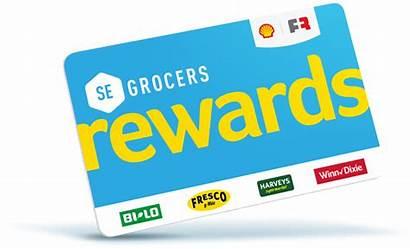 Grocers Se Rewards Program Fuel Card Reward